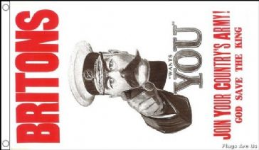 Lord Kitchener Needs You  (WWI)